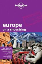 Lonely Planet Europe on a shoestring (Travel Guide),Lonely Planet,Masters,Ellio