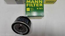 original MANN Ölfilter // Renault Clio III RS