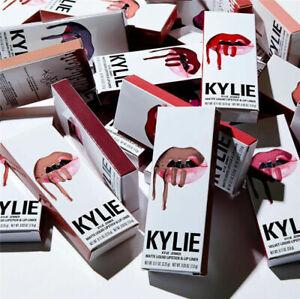 Kylie Jenner KIT Lippenstift, Matte Liquid Lipstick und Lip Liner.