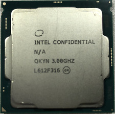 Intel Confidential CPU i7-7xxx Quad-Core 3.0Ghz LGA1151 ES QKYN Kaby Lake CPU
