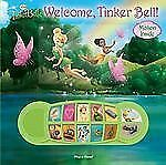 Disney Fairies: Welcome Tinker Bell! (Lenticular Sound Book)