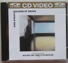 DIRE STRAITS - Sultans Of Swing - UK Gold CDV CD Video