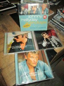 Johnny Hallyday-Anthologie 6 cd s-Boitier cristal -1966 a 97-Mercury 1997