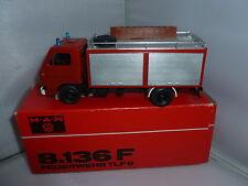 CONRAD DIECAST M.A.N 8.136F FIRE ENGINE