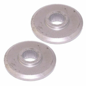 2 Pack Murray Lawn Mower Blade Deck  Adapters replaces 690411MA