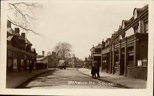 Solihull. Warwick Road & Post Office.