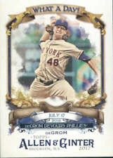 2017 Topps Allen and Ginter What a Day Singles  Pick Your Card Complete Your Set