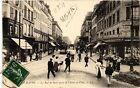CPA LE HAVRE La Rue de Paris de l'Hotel de Ville (416227)