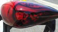 READY EFI 4.5 gal Harley Sportster gas TANK 1200 883  XL 48 72 nightster 07 & up