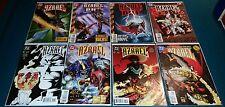 Azrael 1996 Batman DC (Lot of 8)#17#18#31#39#43#48#51+ 1996 annual