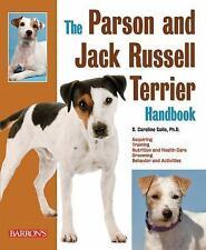 NEW - The Parson and Jack Russell Terrier Handbook (Barron's Pet Handbooks)