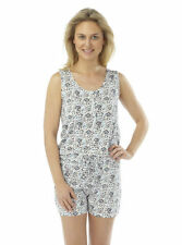 Animal Print Short Pyjama Sets Everyday Nightwear for Women