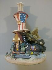 The Shoemakers Dream Uncle Sam'S Boot Armed Forces Army Sculpture Jon Herbert