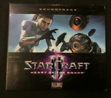 Starcraft 2 Heart Of The Swarm Soundtrack CD - Very Good Condition