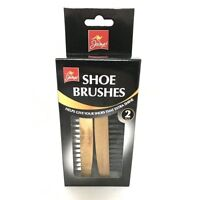 Jump Shoe Brushes - 2 Piece Set