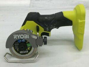 Ryobi PSBCS02CN ONE+HP 18V Compact Brushless Cut-Off Tool, VG M