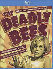 THE DEADLY BEES~1966 MINT BLU-RAY~SUZANNA LEIGH FRANK FINLAY CATHERINE FINN