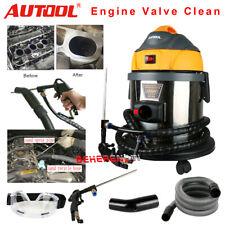 Autool HTS558 Automotive Engine Intake Pipe Valve Carbon Clean Sand Blasters