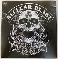 NUCLEAR BLAST ~2015 Spring SAMPLER~ NEW & SEALED ~ MACHINE HEAD+ AGNOSTIC FRONT+