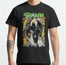 Spawn Classic Black T-Shirt Unisex Men Women S-5Xl Sci-fi Movie