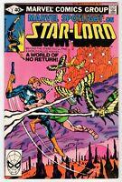 MARVEL SPOTLIGHT #7 Star-Lord - Miller Cover - FN 1980 Vintage Comic