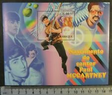 Mozambique 2012 paul mccartney beatles music cinema guitar stevie wonder