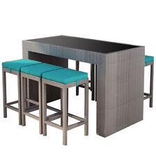 Bis-6-Mehr-als-8 Garten-Garnituren & -Sitzgruppen aus Kunststoff