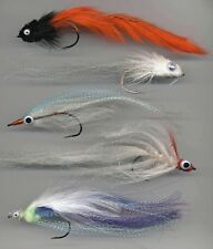 fourrure Mouches Bunny Sangsue /& Œuf Sucer Sangsue X 10 Serpent Fly Code 252 TRUITES MOUCHES