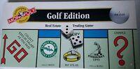 VTG Monopoly Golf Edition 1996 Authorized Version Brand New Sealed PGA LPGA