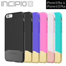 """Incipio iPhone 6S Plus 6 Plus Case 5.5"""" Edge Chrome Shockproof Slim Hybrid Cover"""