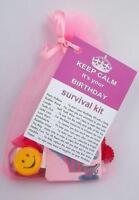 BIRTHDAY SURVIVAL KIT ALL ANY AGES PERSONALISED PRESENT FUN HAPPY NOVELTY GIFT