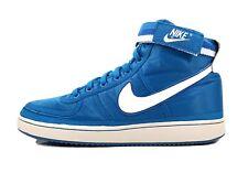 NIKE VANDAL HIGH SUPREME Men's Basketball Shoes Satin Blue White 318330-400