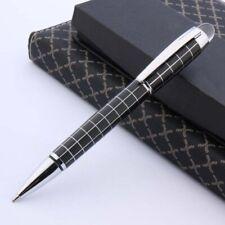 Checked New BLACK Line Twist gift Ballpoint Pen Baoer 79