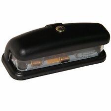 LAND ROVER DEFENDER 110   NUMBER PLATE LIGHT LAMP XFC100550
