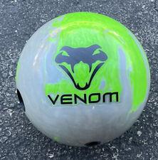 15lb bowling ball Motiv Fatal Venom