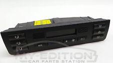 BMW e46 Klimabedienteil Klima Bedienteil AUC Klimaautomatik 6919784