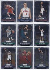 """2015/16 PANINI PRIZM """"PICK SIX"""" COMPLETE YOUR SET! CHOOSE ANY 7!!"""