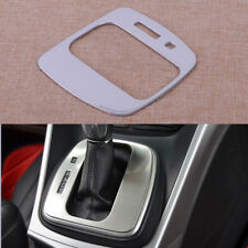 Chrome Auto Gear Shift Panel Frame Cover Trim Fit For Ford Escape/Kuga 2013-2016
