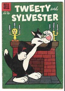 Tweety and Sylvester #23 (Dec-Feb, Dell Comics)