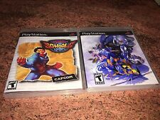 Xmen Children Of The Atom + Rival Schools Custom Empty Custom Case PS1 PS2 PS3