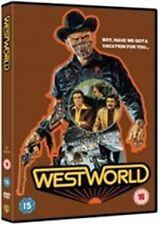 Westworld (Yul Brynner) 1973 New Region 4 DVD