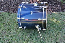 "ADD this PDP by DW M5 SERIES 22"" BLUE FADE BASS DRUM to YOUR DRUM SET TODAY E759"