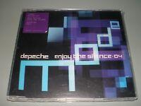 CD SINGLE DEPECHE MODE ENJOY THE SILENCE 04 SLIM JEWEL CASE NEUF SOUS BLISTER