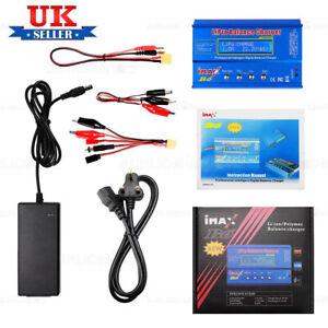 B6 iMAX AC Lipo NiMH Polymer RC LCD Digital Battery Balance Charger Discharger