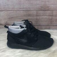 Nike Rosherun Sneakerboot 615601-002 Mens Size 12 Black