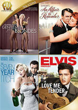 Gentlemen Prefer Blondes An Affair to Remember Seven Year Itch Love Me Tender