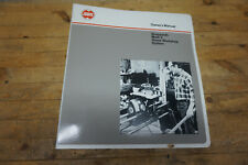 Shopsmith Mark V Owner's Manual W/ Power Tool Woodworking!