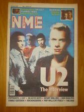 NME 1992 JUN 13 U2 THE CULT PJ HARVEY BEASTIE BOYS ORB
