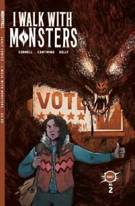 I Walk With Monsters #2 Cover A NM- 1st Print Vault Comics