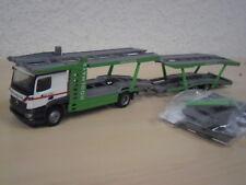 "Herpa - MB Actros ClassicSpace Autotransporter ""Hödlmayr"" (A) - 932004 - 1:87"